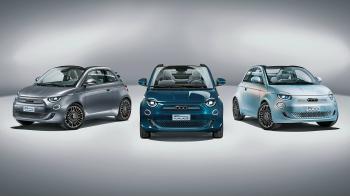 Στην Ελλάδα το Fiat 500 «la Prima»