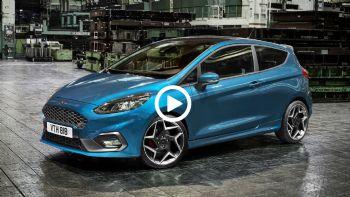 Το νέο Fiesta ST σε δράση