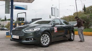 Test: Ford Mondeo 1,5 TDCi ECOnetic