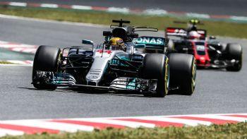 Hamilton – Vettel το 1-2