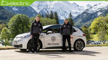 Ο ιδιαίτερος «μαραθώνιος» του VW ID.3 (+vids)