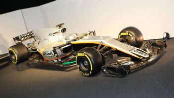 Νέα Force India VJM10