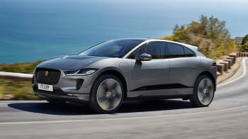 Αναβαθμίστηκε η Jaguar I-Pace