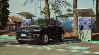 Νέα στοιχεία για τα Plug-In hybrid της Jeep