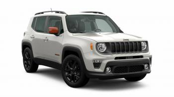 Νέο Jeep Renegade Orange Edition