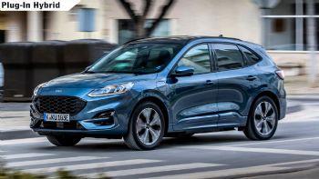 Ford Kuga: To πιο δημοφιλές PHEV στην Ευρώπη