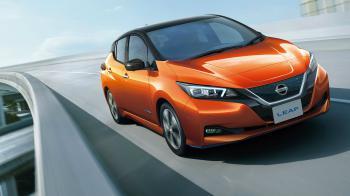 Αναβάθμιση για το Nissan LEAF