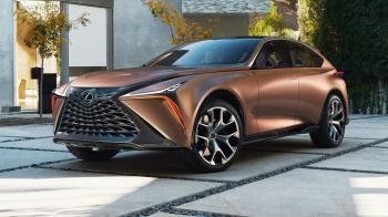 Lexus LF-1 Limitless (+video)