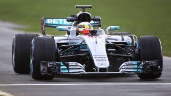 Η νέα Mercedes-AMG W08