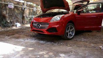 Suzuki «ντύθηκε» Mercedes