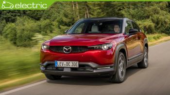 Το Mazda MX-30 φτάνει στην Ελλάδα (+τιμές)