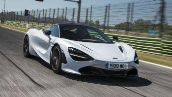 McLaren και ηλεκτροκίνηση