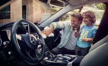 Mercedes-Benz: Clean & Safety tips!