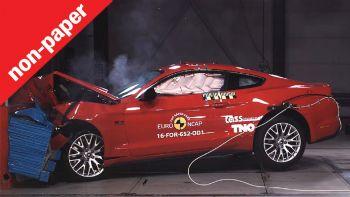 Τι μάθαμε από τα 2 αστέρια της Mustang στο EuroNCAP;