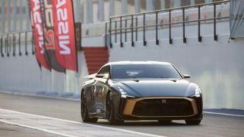 To GT-R50 της Italdesign πάει Ντουμπάι (+video)