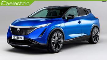 To ηλεκτρικό Juke αναπτύσσει η Nissan