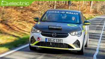 Έτοιμο για δράση το Opel Corsa-e Rally