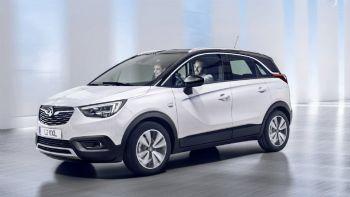 Αυτό είναι το Opel Crossland X
