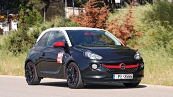 Δοκιμή: Opel Adam 1,4 EcoFLEX 100 PS
