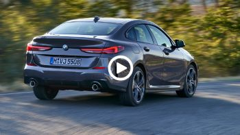 Video: Η πρώτη BMW Σειρά 2 Gran Coupe