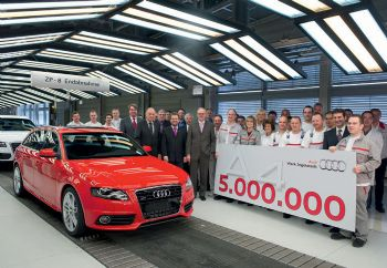 To 5.000.000στό Audi A4!