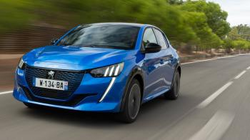 Oι τιμές του νέου Peugeot e-208