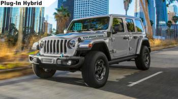 Οι τιμές του νέου Jeep Wrangler 4xe στην Ελλάδα