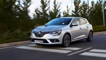 Πρώτη δοκιμή: Νέο Renault Megane 1,5 dCi 110 PS