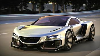 Ονειρικό Supercar από την Saab