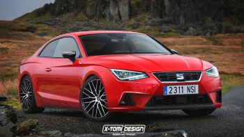 To Audi A5 της SEAT