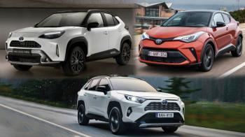 Toyota SUV με όφελος έως 2 χιλιάρικα