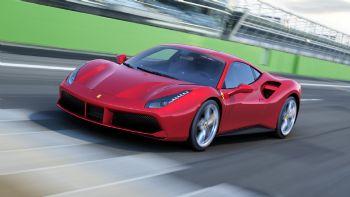 Ferrari 488 GTO 700 ίππων