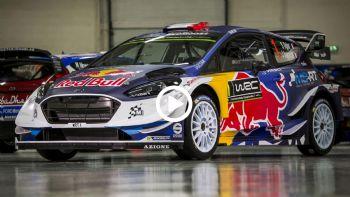 Το Fiesta WRC του Ogier