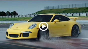 H Porsche το 2016