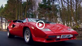 Top 10 supercars των 80s