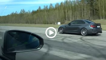 Audi TTS Coupe Vs BMW M2