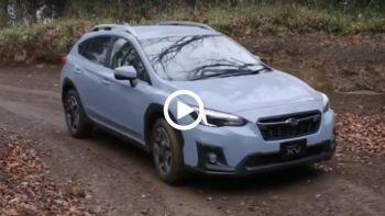 Παρουσίαση νέου Subaru XV