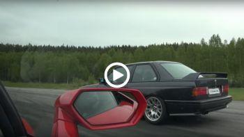 BMW vs Lamborghini