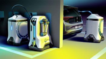 Ρομπότ-φορτιστές για ηλεκτρικά από τη VW
