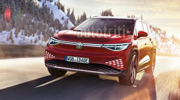 Αποκλειστικό: Νέο VW ID.6 με 700 χλμ. αυτονομία