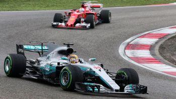 Στα ίσια Hamilton & Vettel