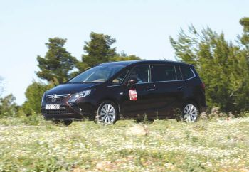 Opel Zafira Tourer 2,0 CDTI 165PS