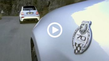 Οικογένεια Abarth 70th Anniversary