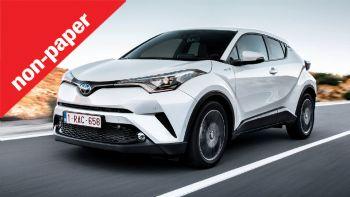Που ρίχνει «άκυρο» η Toyota με το C-HR;