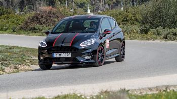 Δοκιμή: Ford Fiesta Black Edition
