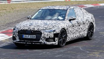 To νέο Audi S6 στο Ring