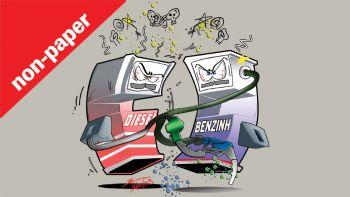«Γυρίζει» το ματς η βενζίνη