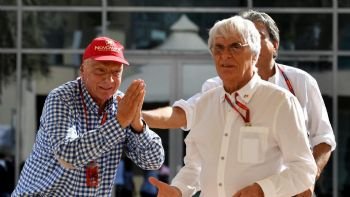 Αστραψε & βρόντηξε για Rosberg ο Ecclestone