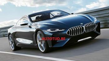 Νέα διαρροή για τη BMW Σειρά 8