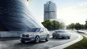 Με 440 χλμ. αυτονομία η ηλεκτρική BMW iX3